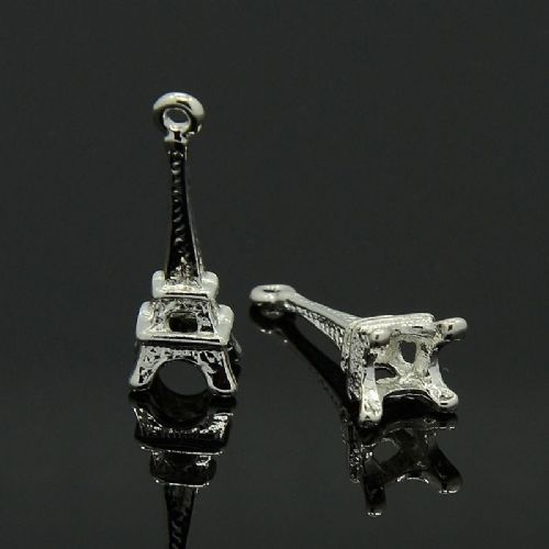 Eiffel Tower Charms (5)